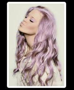 Splat Hair Chalk Violet Sky