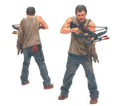 McFarlane's The Walking Dead (TV Series 1) 'Daryl Dixon' Action Figure