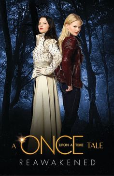 """Check out all the info on the forthcoming OUAT novel, """"Reawakened"""" This is too good to be true!"""