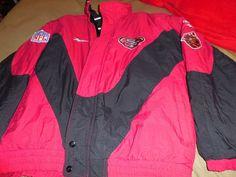 NFL San Francisco 49ers Vintage 50th Anniversary Lined Jacket by Reebok #Reebok #SanFrancisco49ers
