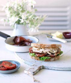 Turkey sandwiches :: Gourmet Traveller