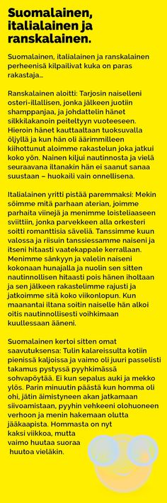 suomalainen_italialainen_ranskalainen_2 Jokes, Funny, Husky Jokes, Memes, Funny Parenting, Funny Pranks, Hilarious, Lifting Humor, Humor