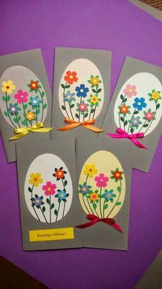 Biglietto di auguri per Pasqua