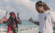 SPATE TV- Hip Hop Videos Blog for News, Interviews and more: Future - You Da Baddest ft. Nicki Minaj