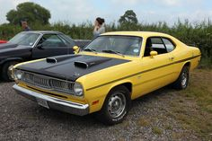 Plymouth Duster 360, 1971