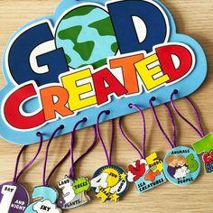 Creation Sunday School Lesson Plan