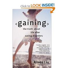 February is Eating Disorders Awareness Month. If you want to learn more, this book is the best I've read on the topic.