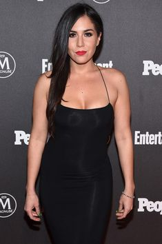 Audrey Esparza Photos Photos - Audrey Esparza attends the Entertainment Weekly & People Upfronts party 2016 at Cedar Lake on May 16, 2016 in New York City. - Entertainment Weekly & People Upfronts Party 2016 - Arrivals