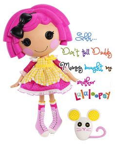 Lalaloopsy Shirt by BiaForceDesigns on Etsy, $14.00