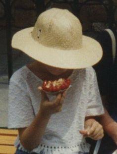 Raspberry Tart - Your Walt Disney World Food Selfies! Plus, a new selfie challenge! - www.wdwradio.com