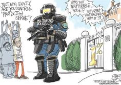 """""""Protect & Service"""" for the Plutocracy  #ICantBreathe"""