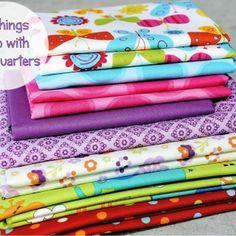Using fabric Scraps