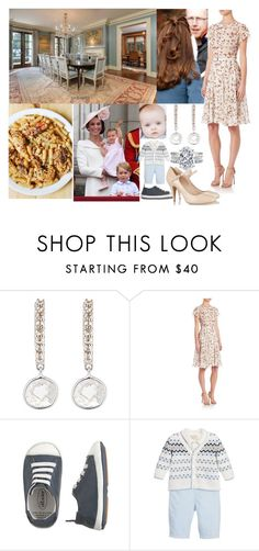 """""""Having a lunch with Kate and the kids"""" by crownprincesselizabeth ❤ liked on Polyvore featuring Ileana Makri, Akris, J.Crew and Miu Miu"""