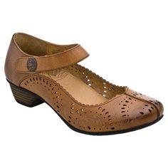 Taos Tango Cognac Women's Heeled Shoes Shoes Heels, Flats, Comfy Shoes, Tango, Peep Toe, Winter, Fashion, Campers, Loafers & Slip Ons
