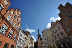 Engelsgrube in Lübeck