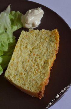 Terrine de poisson aux légumes - Quand Nad cuisine...
