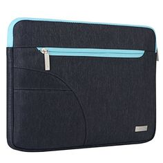 HSEOK 15.6-Inch Laptop Case Sleeve Handbag compatible with 15.4-Inch MacBook Pro Retina 2012-2015 Environmental-Friendly Spill-Resistant Briefcase for Most 15.6-Inch Laptop,Black