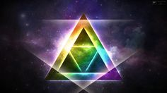 abstract triangles - Google Search