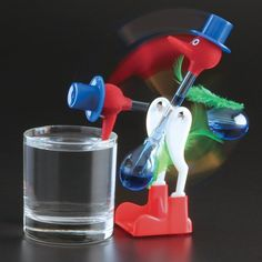 Drinking Happy Bird Duck-I SO remember these! :)