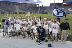 BYU Lacrosse after 2011National Championship