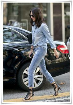 """"""" look jeans blog vanguarda"""""""