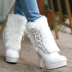 High Quality Fashionable&courtlike High-heels-boot