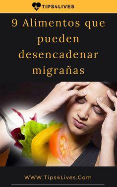 #Tips #Life #vida #Salud #Remedios #Tips4Lives #DIY #Bienestar #Migrañas #DolorDeCabeza The Cure, Remedies, Cooking Recipes, Humor, Healthy, Life, Good Life, Healthy Living, Healthy Recipes