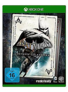 sparen25.deBatman Return to Arkham für Xbox One in deutsch Arkham Asylum UND Arkham Citysparen25.info , sparen25.com