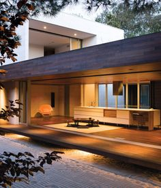 Japanese House Design - nice sit out Architecture Design, Japanese Architecture, Residential Architecture, Amazing Architecture, Contemporary Architecture, Minimalist Architecture, Building Architecture, Style At Home, Japanese House