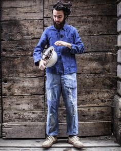 Mr Birch & Co — brut-clothing:   Big delivery of French workwear...