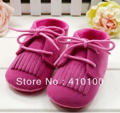 S106 children's shoe Fashion thick tassel style baby shoes  rose girl Toddler soft sole  baby shoe free shipping-in First Walkers from Shoes on Aliexpress.com