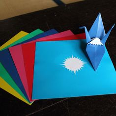 Origami Fuji