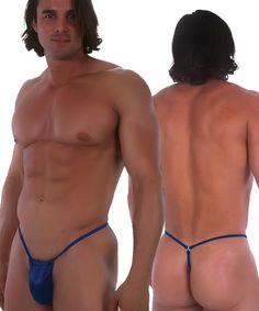 34d401507fa Mens String Thong G String Swimsuit Skimpy Pouch in Dark Navy Blue http://