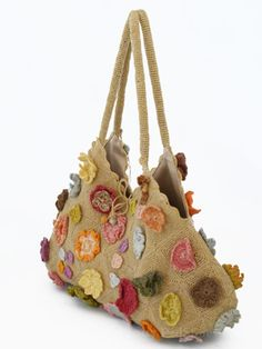 Sophie Digard Cosmos Tote in Natural : Ped Shoes