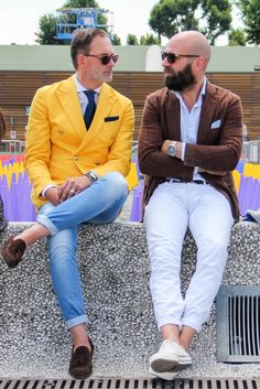 Pitti Uomo 88, il meglio dello street style. Ecco come vestono gli uomini (FOTO)