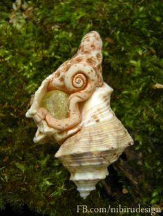 Sea amulet  https://www.facebook.com/nibirudesign
