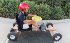 World's Best Dad Makes His Son a Homemade Go-Kart!