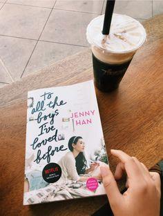 VSCO - maceyrobles Jenny Han, Book Photography, Vsco, Netflix, Film, Books, Movie, Libros, Film Stock