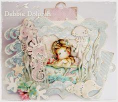 Magnolia cards by Debbie: Under Da Sea