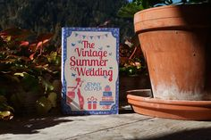 Book Review: The Vintage Summer Wedding by Jenny Oliver
