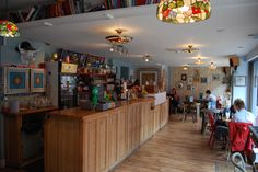 This lovely little cafe/restaurant in the Northern Quarter is great for a spot of lunch. Famous for their cheeseburger toasties and freshly baked cookies.