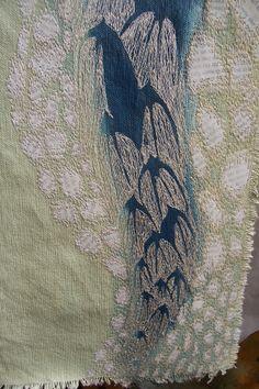 Embroidery in progress, by carolineinckle, via Flickr
