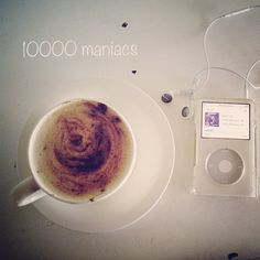 Time to good coffe and good music