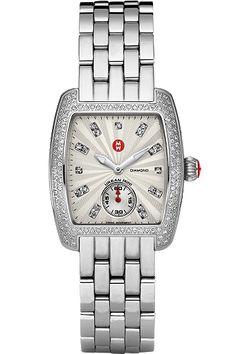 #Michele Urban Mini #Diamond, Diamond Dial #womens #ladies #watch #watches #fashion #accessory #April