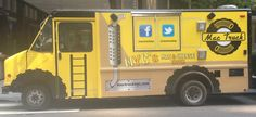 What could be better? A Mac truck: Mac and Cheese! Food trucks in New York.