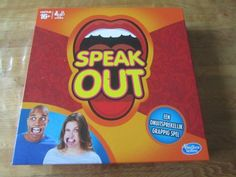 REVIEW Speak Out - Hasbro