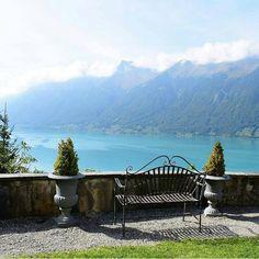 Nice view on Lake Brienz.