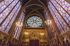 Santa Capilla París Francia