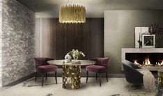 Interior Design Tips For Your Thanksgiving Dining Room Decoration #Thanksgiving #DiningRoomDecoration #AutumnStyle http://modernhomedecor.eu/home-decorating-ideas/interior-design-tips-thanksgiving-dining-room-decoration/