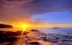 Sunset - Sunsets & Nature Background Wallpapers on Desktop Nexus (Image Sunset Pictures, Beach Pictures, Cool Pictures, Beautiful Pictures, Panoramic Photography, Nature Photography, Beach Sunset Wallpaper, Sunset Beach, Beach Sunsets